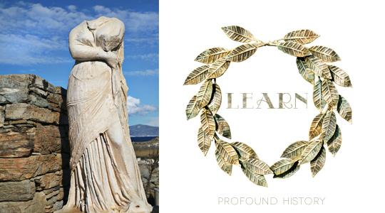 Greece is history