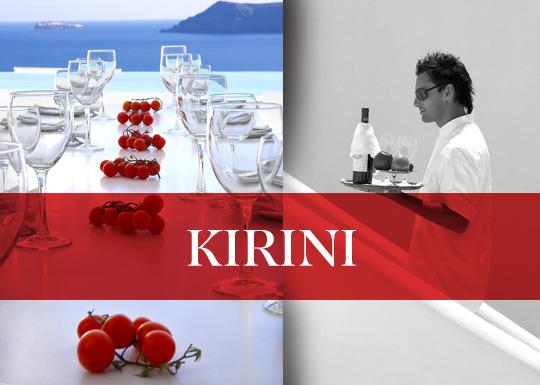 Santorini Gourmet Restaurants