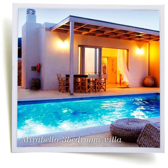 Villas in Mirabelo Crete