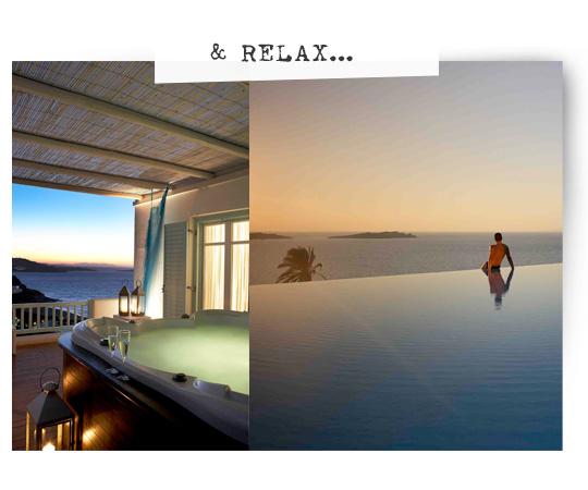 Best Hotel in Mykonos