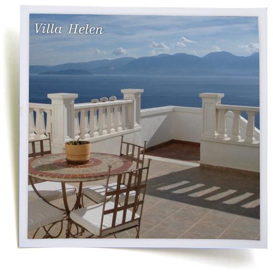 Villas in Elounda Crete