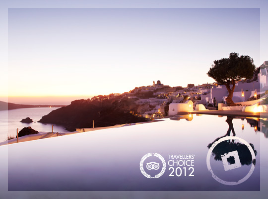 Conde Nast Awards 2012 The Best Hotels In 3 Words Cycladia Blog