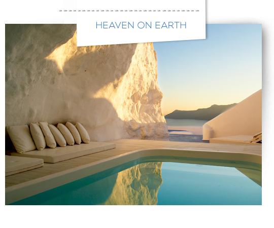 Dream Of The Week Katikies Hotel Cycladia Blog