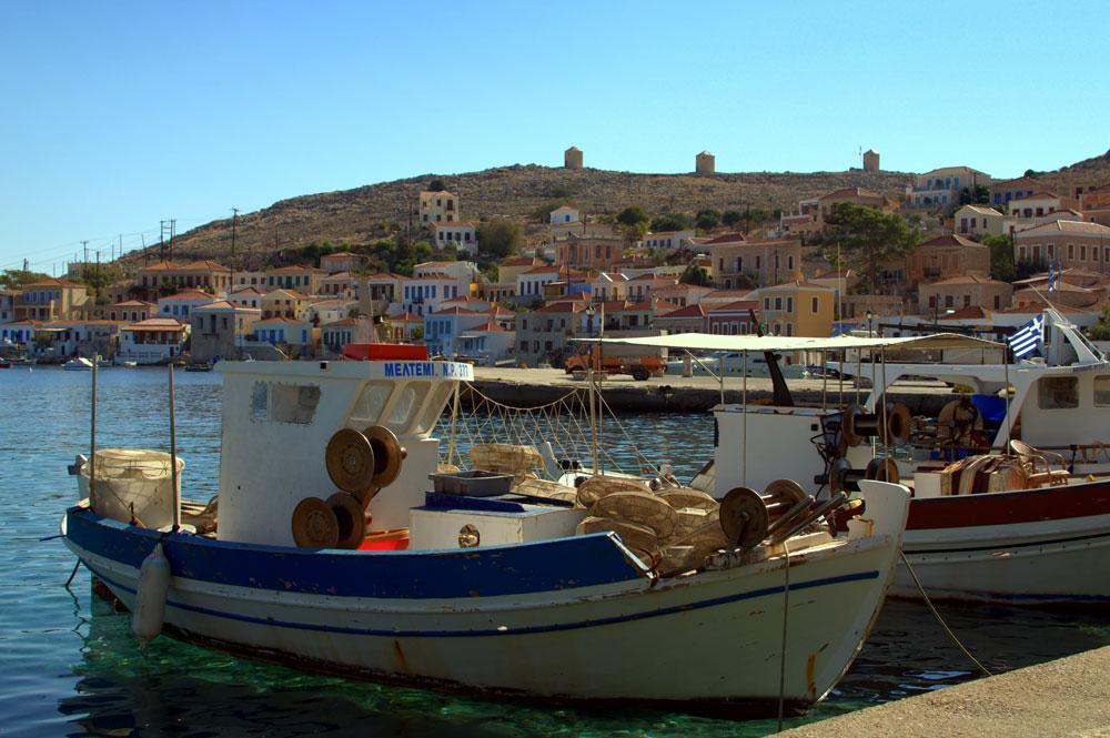 Halki Harbour