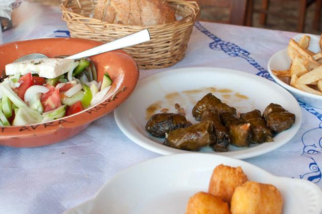 Halki Delicacies