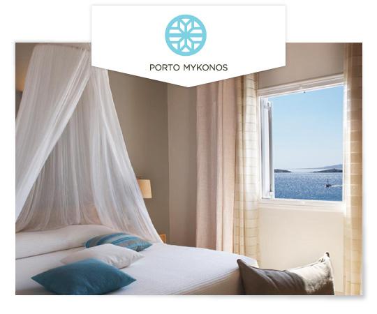 Porto Mykonos Accommodation