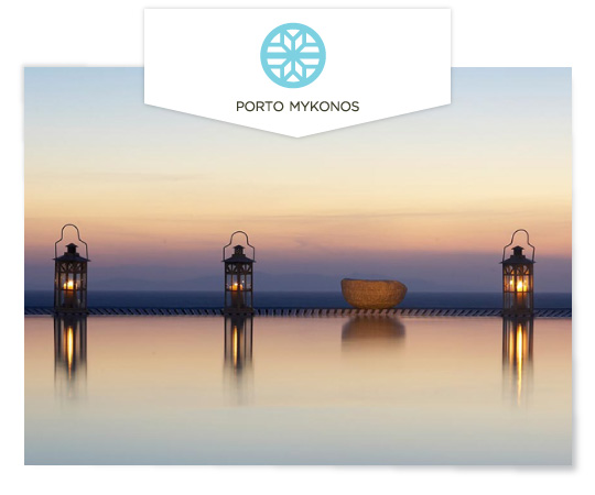 Porto Mykonos Pool