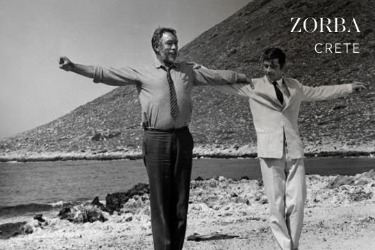 Zorba Movie, Crete