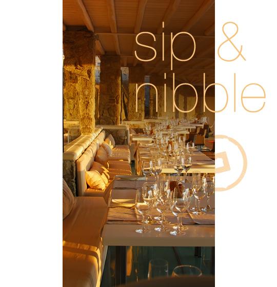 Sip & Nibble