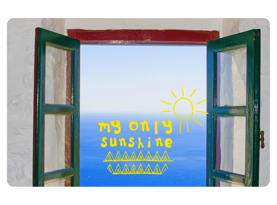Greek-sun