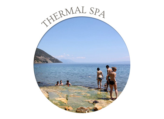 evia thermal spa