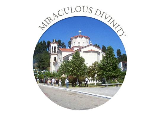 Evia Monasteries