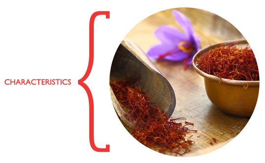 saffron_characteristics