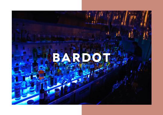 Bardot Cocktail Bar