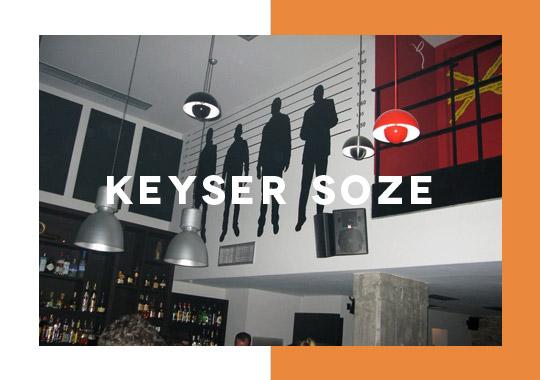 Keyser Soze Cocktail Bar