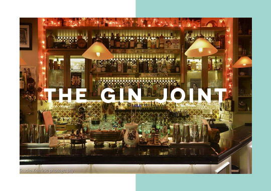 The Gin Joint Cocktail Bar