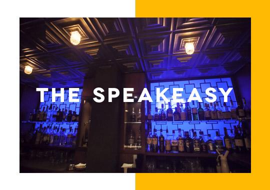 The Speakeasy Cocktail Bar