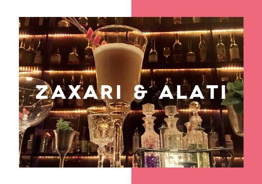 Zaxari & Alati Cocktail Bar