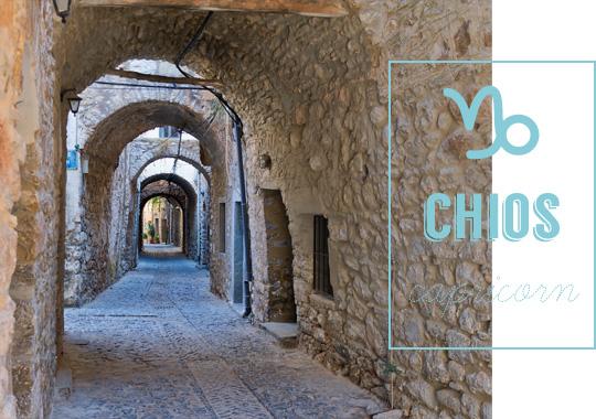 Capricorn Chios