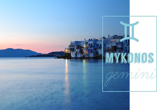 Mykonos Gemini