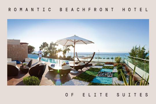 Amathus Elite Suite Private Pool & Garden