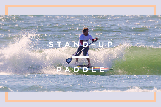 Stand - up Paddle