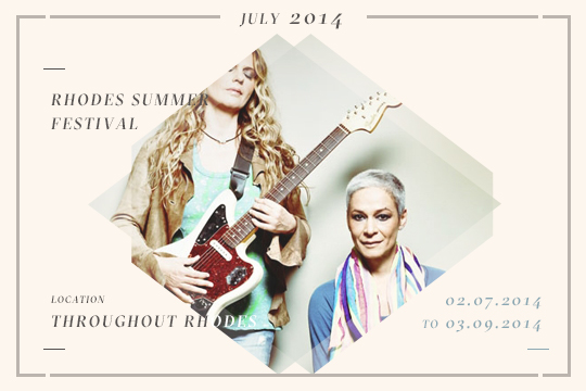 Rhodes Summer Festival 2014