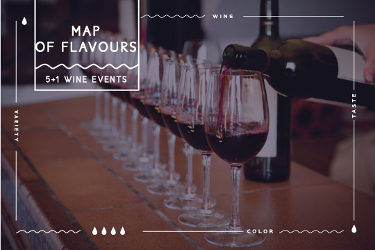map of flavours 2014