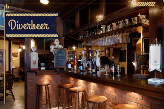 Diver Beer Restaurant