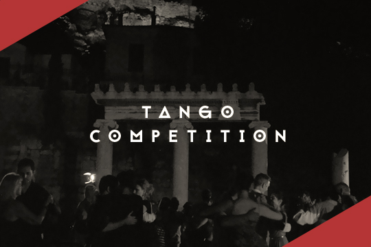 festive Tango in Athens
