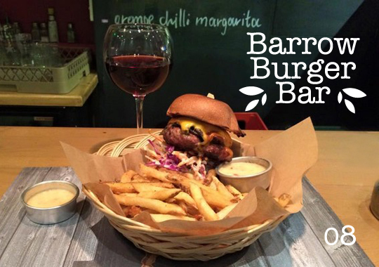 Barrow burger bar