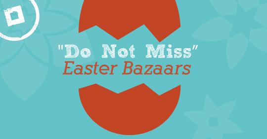 easter bazaars
