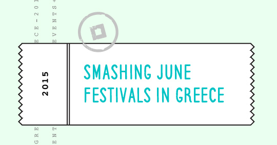june festivals greece