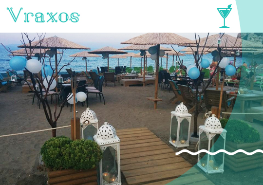 vraxos beach bar