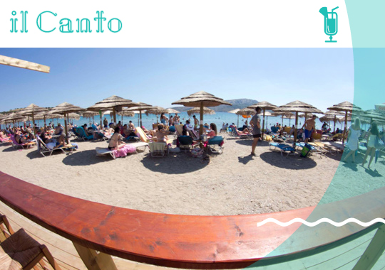 il canto beach bar