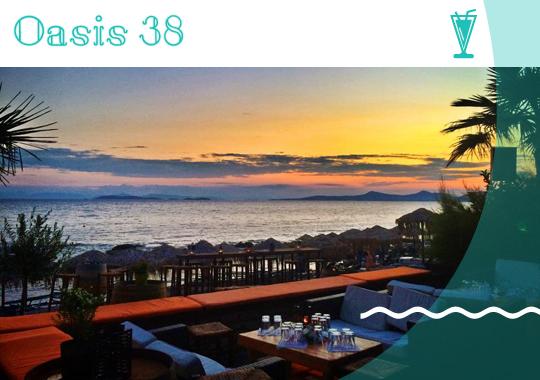oasis 38 beach bar