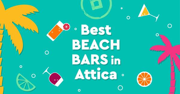 beach bars attica