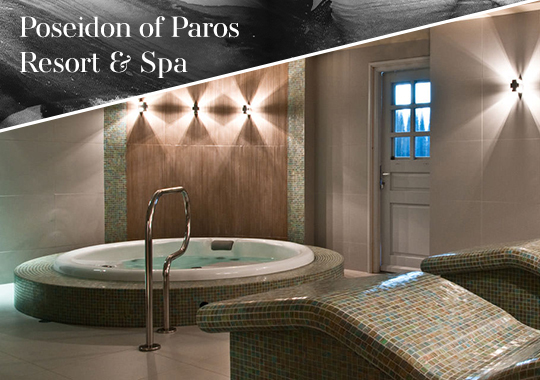 poseidon of paros spa