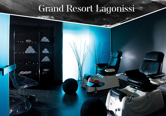 grand resort lagonissi spa