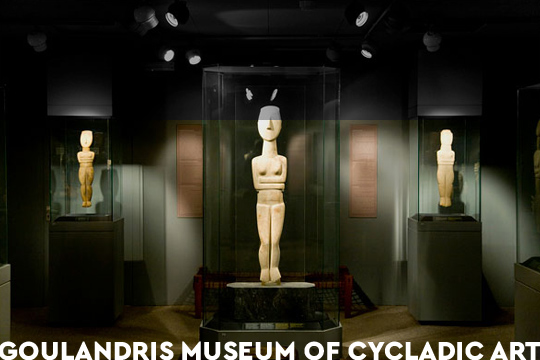 goulandris museum cycladic art