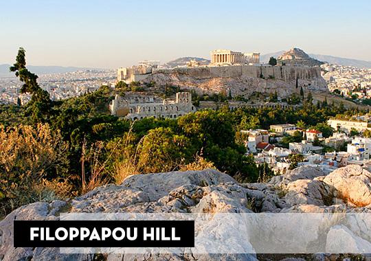 Filoppapou Hill
