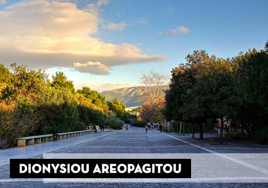 dionysiou areopagitou