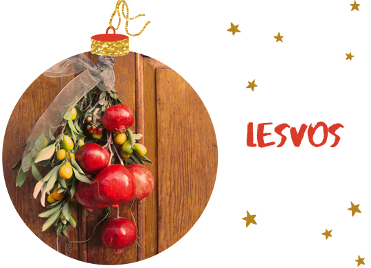 christmas in lesvos