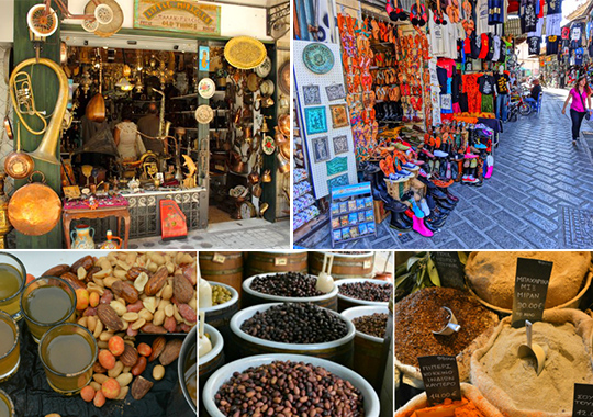 Athens  Flea Markets