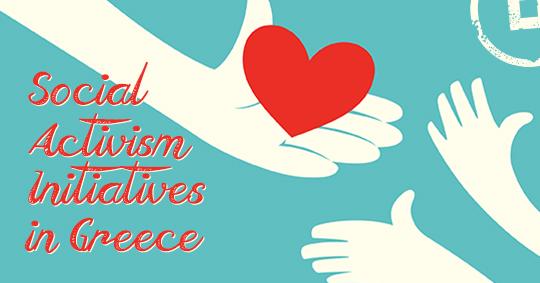 social activism initiatives in greece