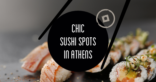 sushi restaurants in athens