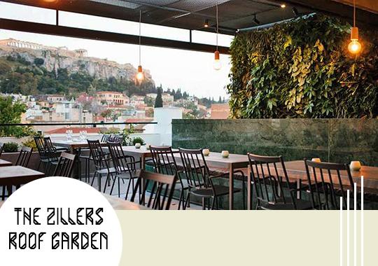 The Zillers Roof Garden