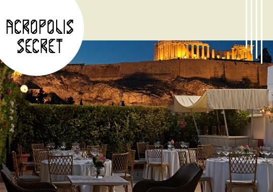 Acropolis Secret
