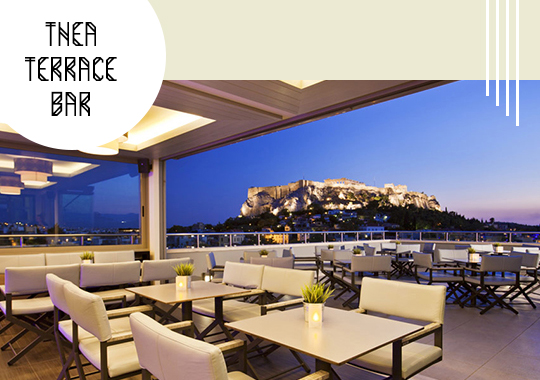 Thea Terrace Bar
