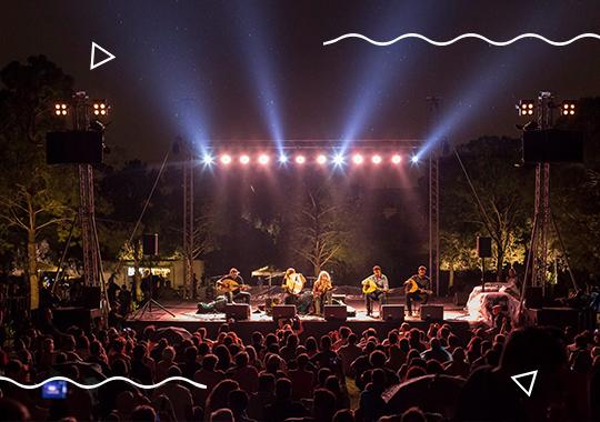 Stavros Niarchos - Concerts